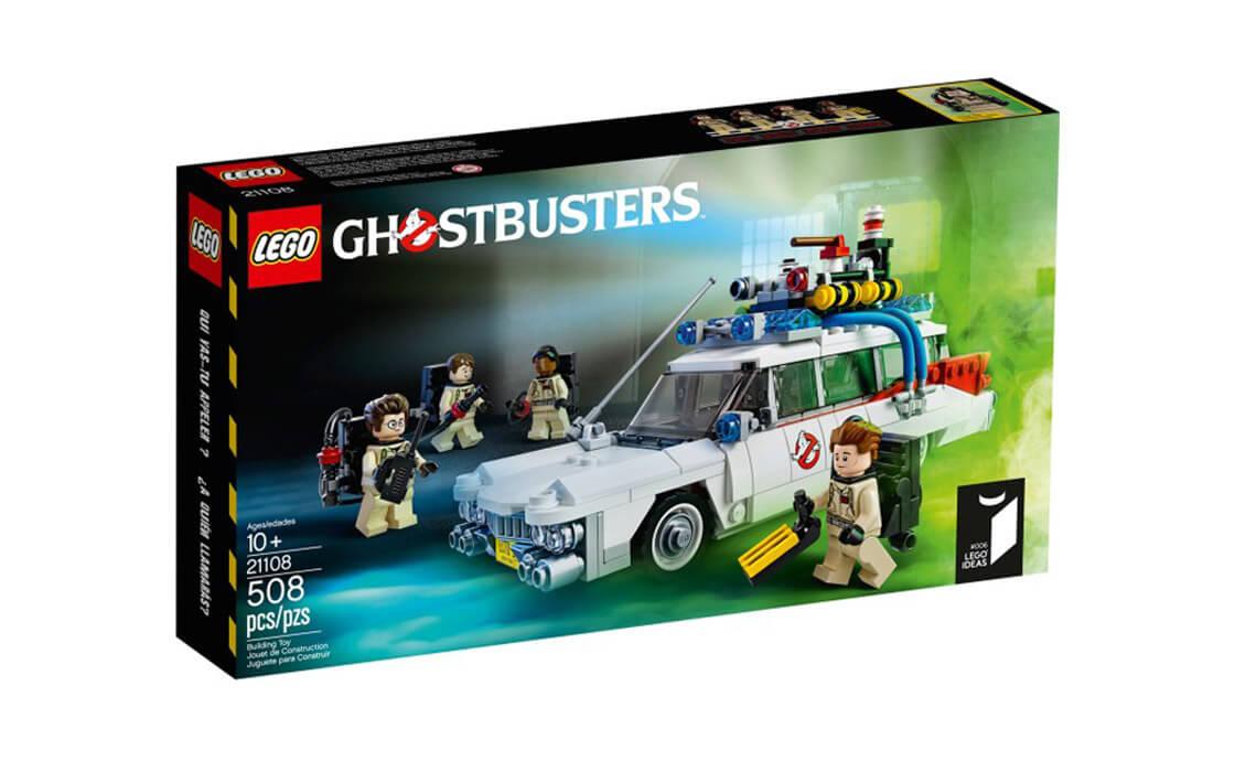 LEGO Ideas Мисливці за привидами (21108)