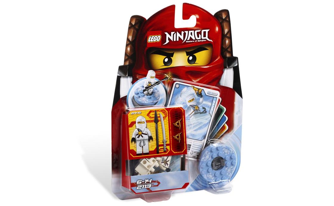 LEGO NINJAGO Зейн (2113)