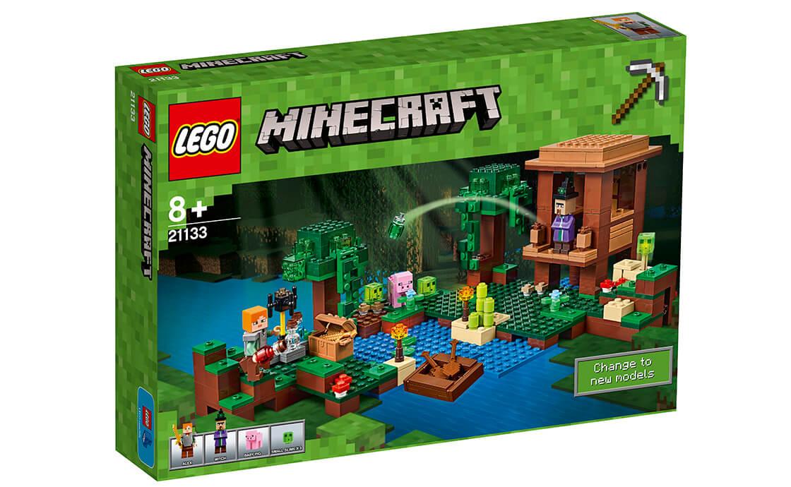 LEGO Minecraft Хатина Відьми (21133)