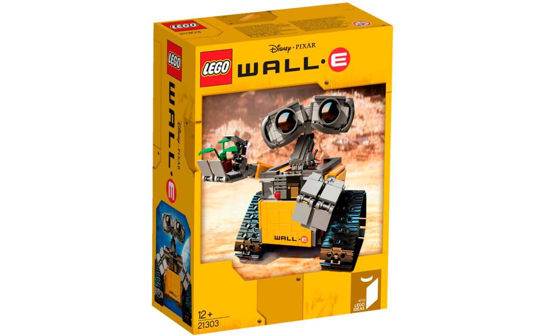 LEGO Ideas Робот ВАЛЛ-І (WALL•E) (21303)