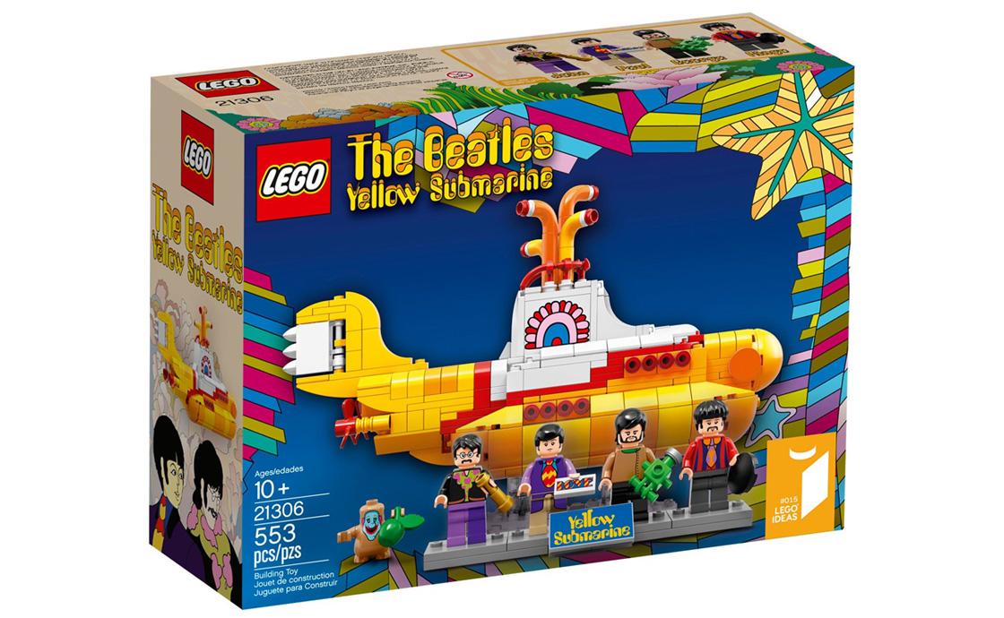 LEGO Ideas Жовта Субмарина (21306)