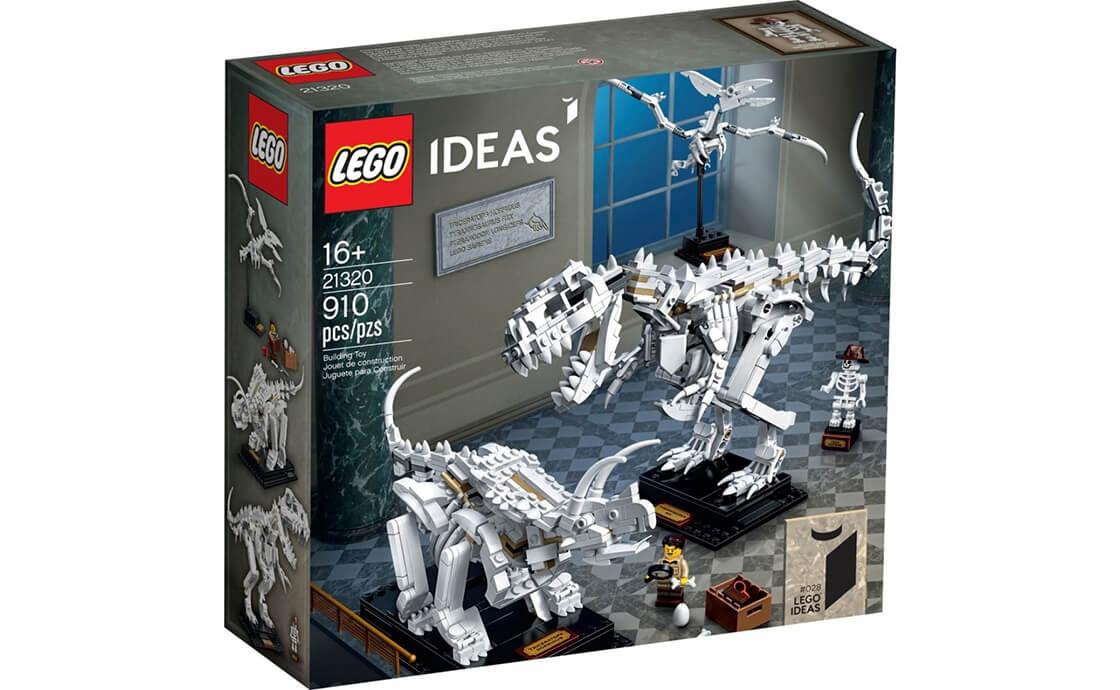 LEGO Ideas Кости динозавра (21320)