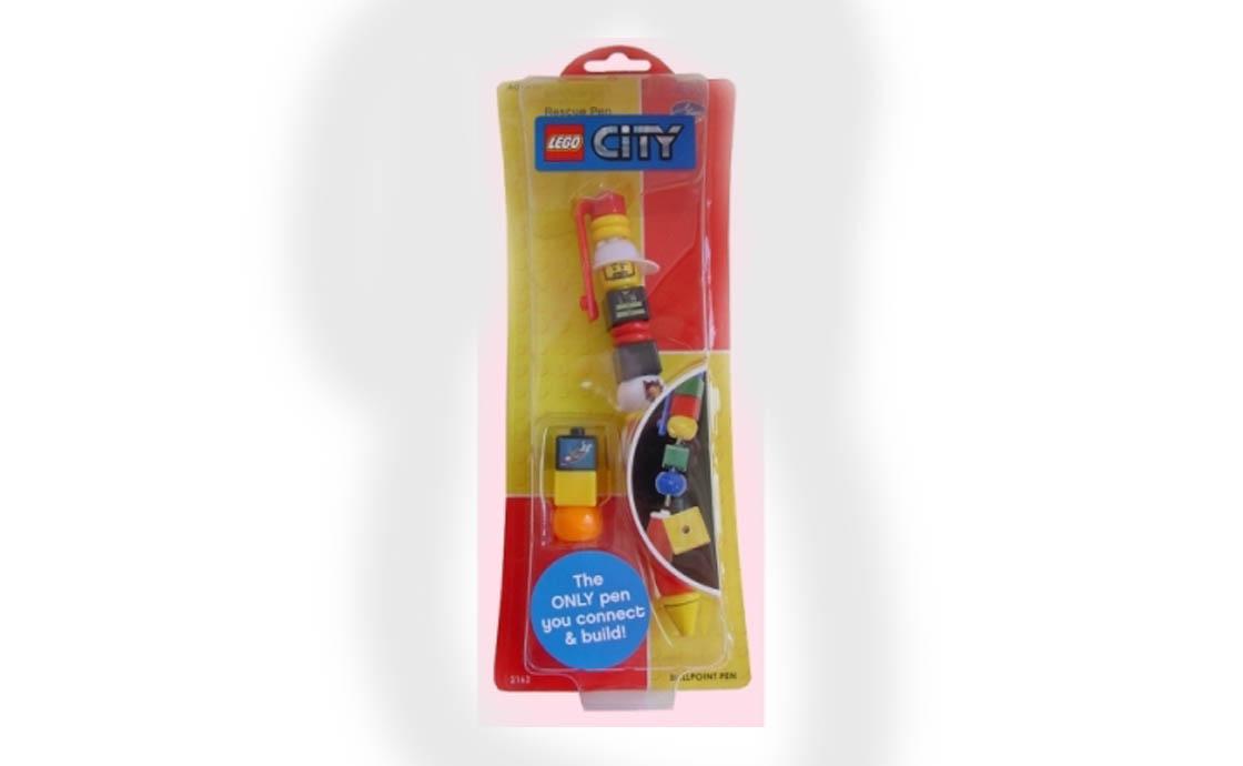"LEGO Accessories Lego City ""Rescue"" Ручка шариковая (2162)"