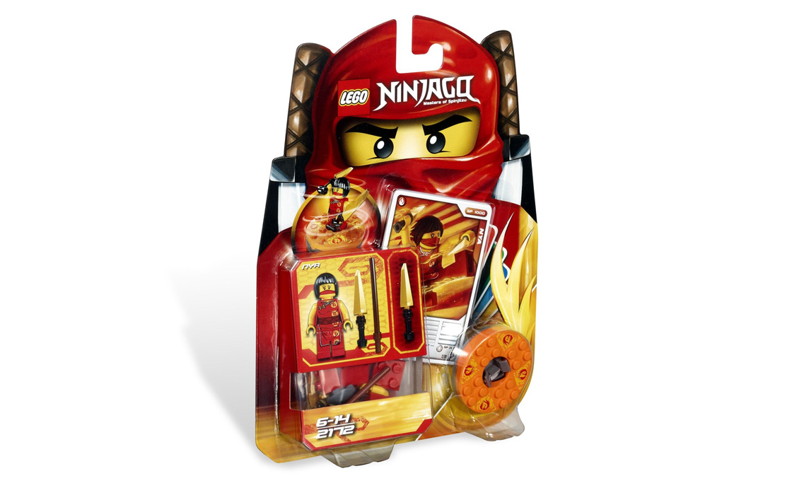 LEGO NINJAGO Ния (2172)