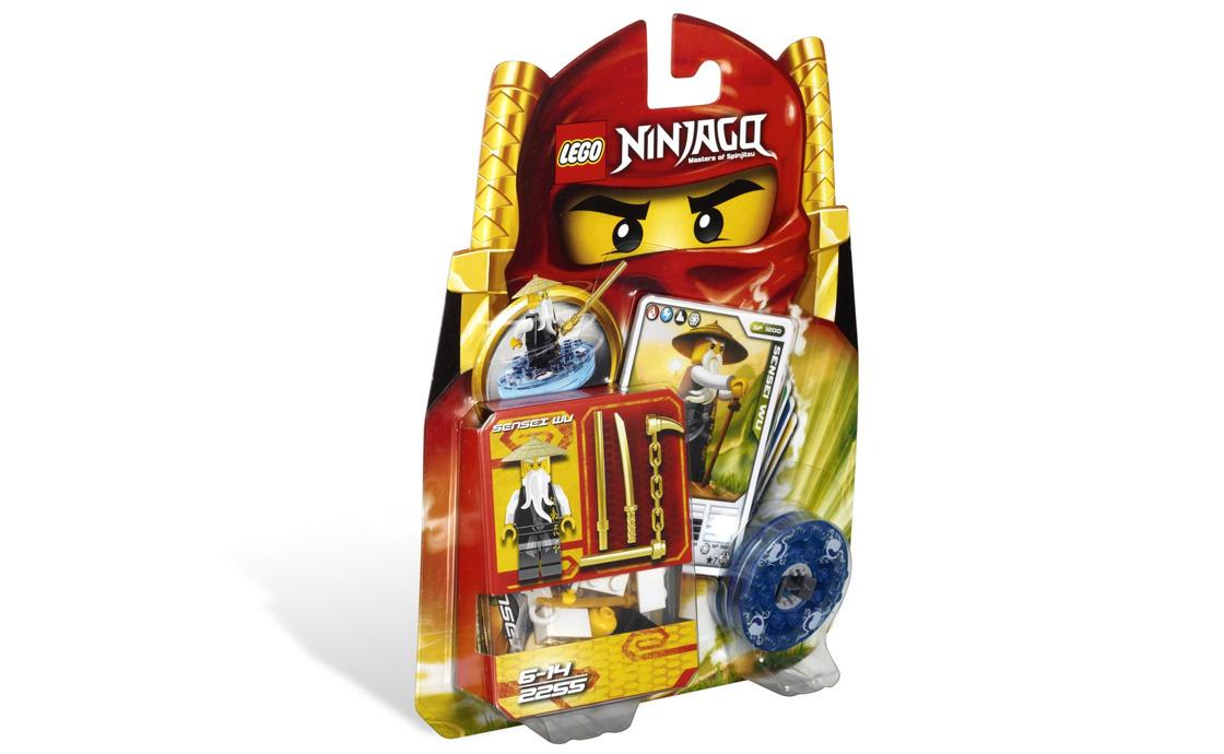 LEGO NINJAGO Сенсей Ву (2255)