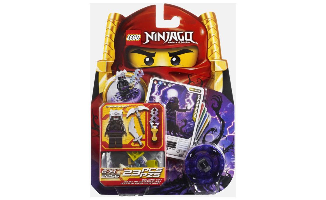 LEGO NINJAGO Лорд Гармадон (2256)