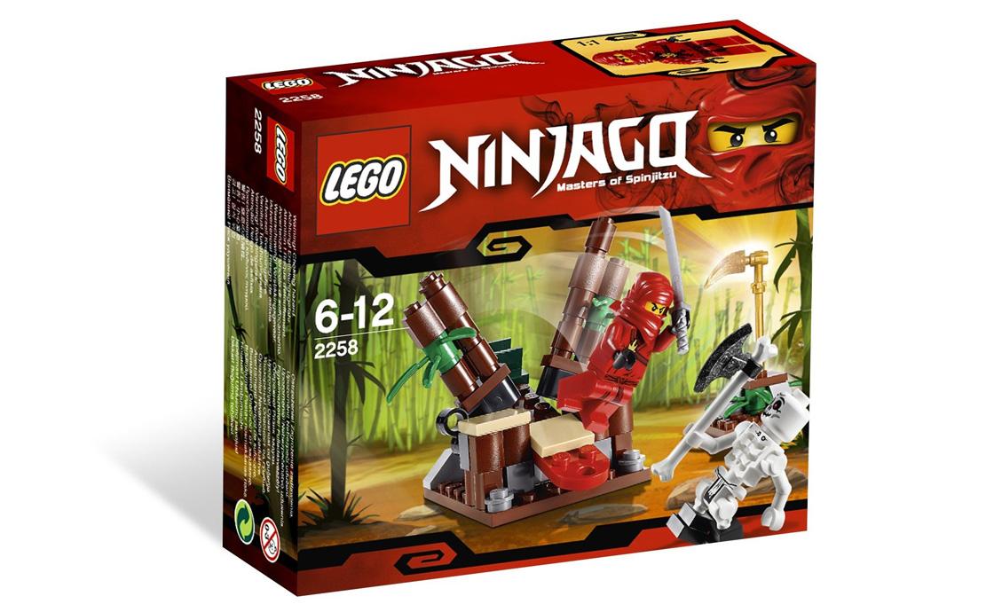 LEGO NINJAGO Засада ниндзя (2258)
