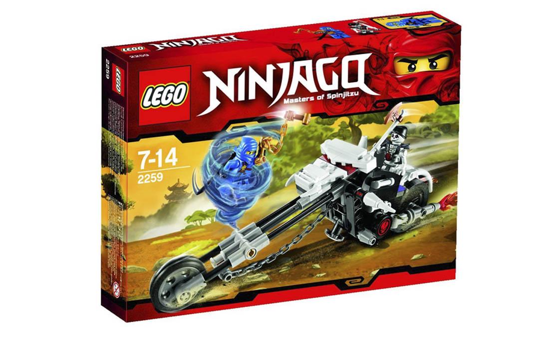 LEGO NINJAGO Мотоцикл - Череп (2259)