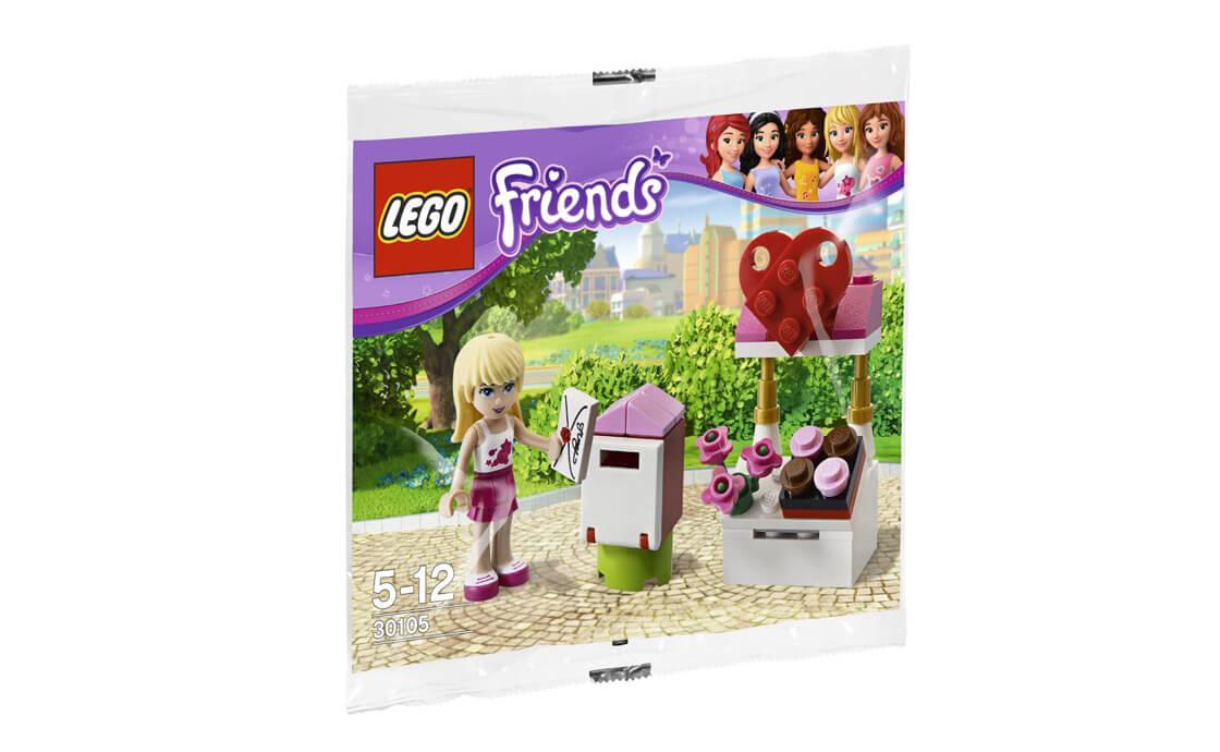 LEGO Friends Поштова скринька Стефані (30105)
