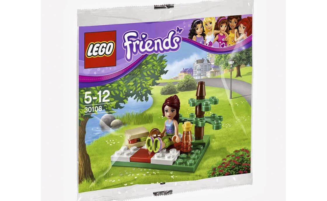 LEGO Friends Летний пикник (30108)