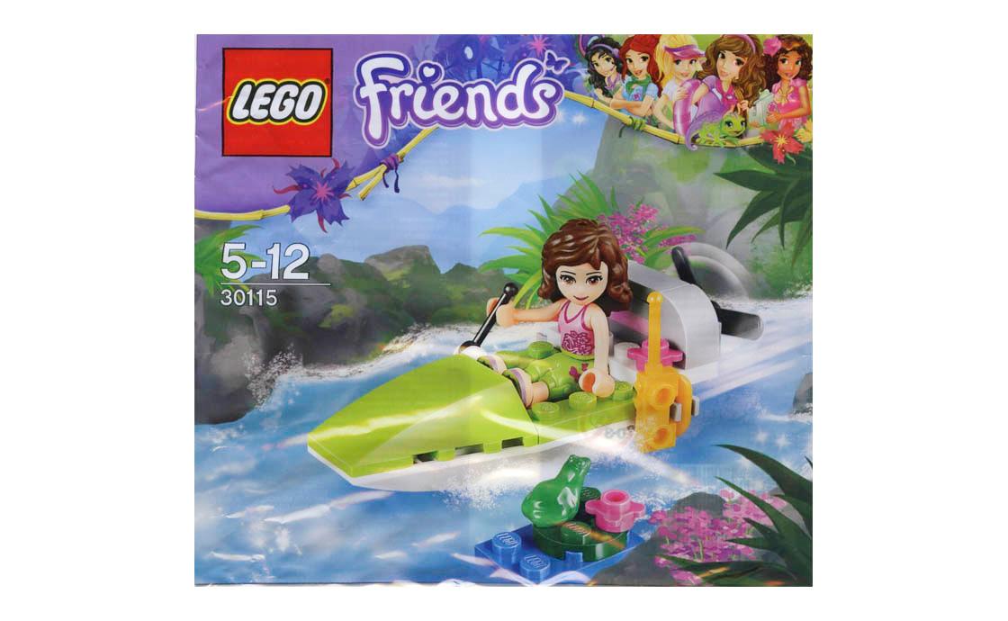LEGO Friends Човен для джунглів (30115)