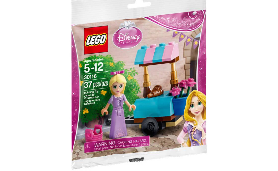 LEGO Disney Princess Минимаркет Рапунцель (30116)