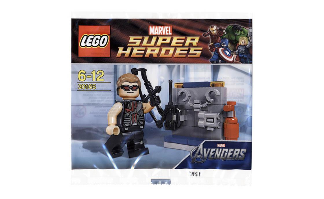 LEGO Super Heroes Соколиный глаз (30165)