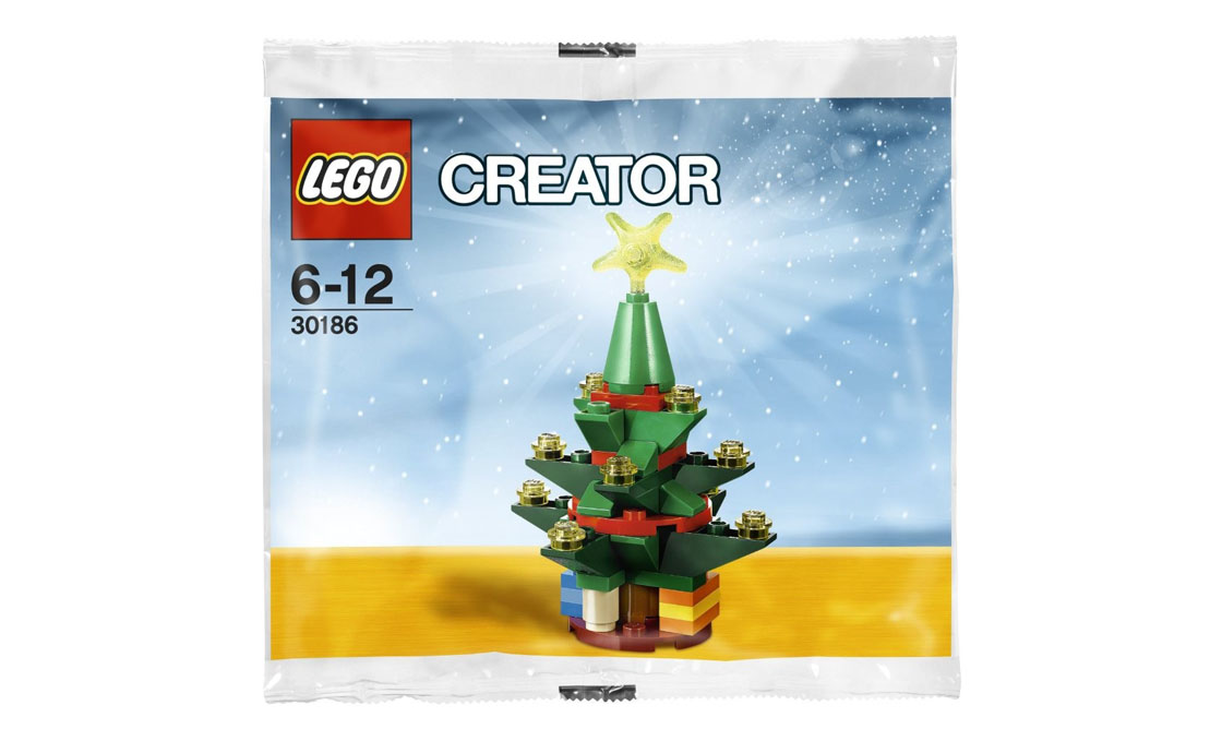 LEGO Creator Новогодняя ёлочка (30186)