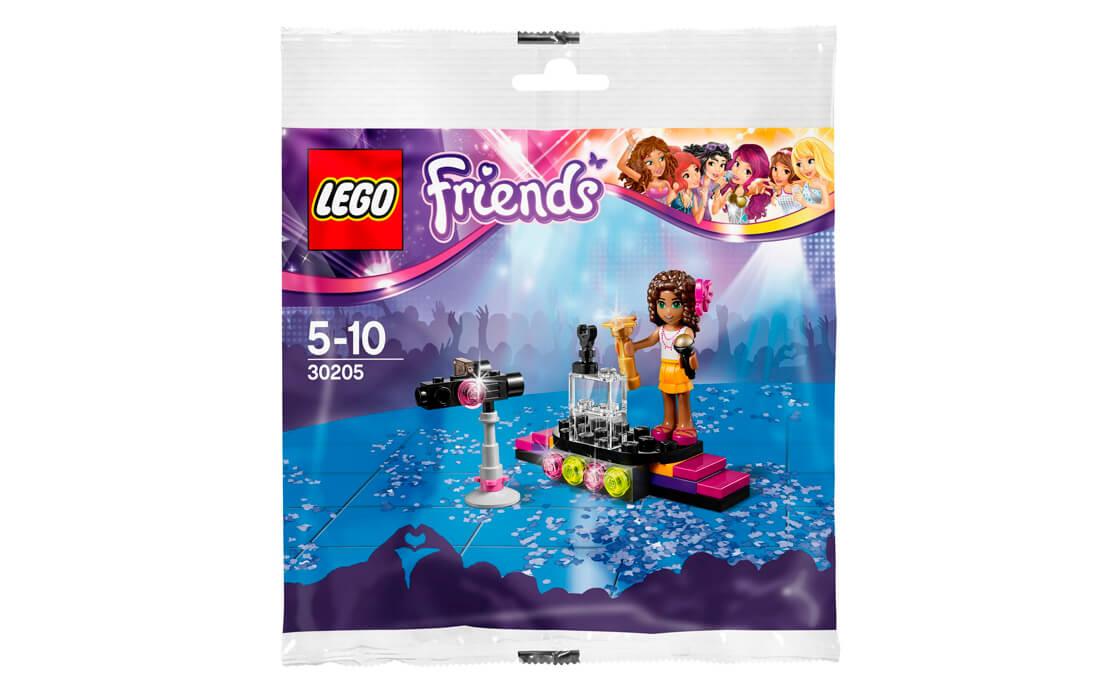 LEGO Friends Червона доріжка поп-зірки (30205)