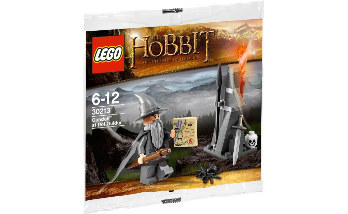 LEGO The Lord of the Rings Гэндальф у Дол Гулдура (30213)