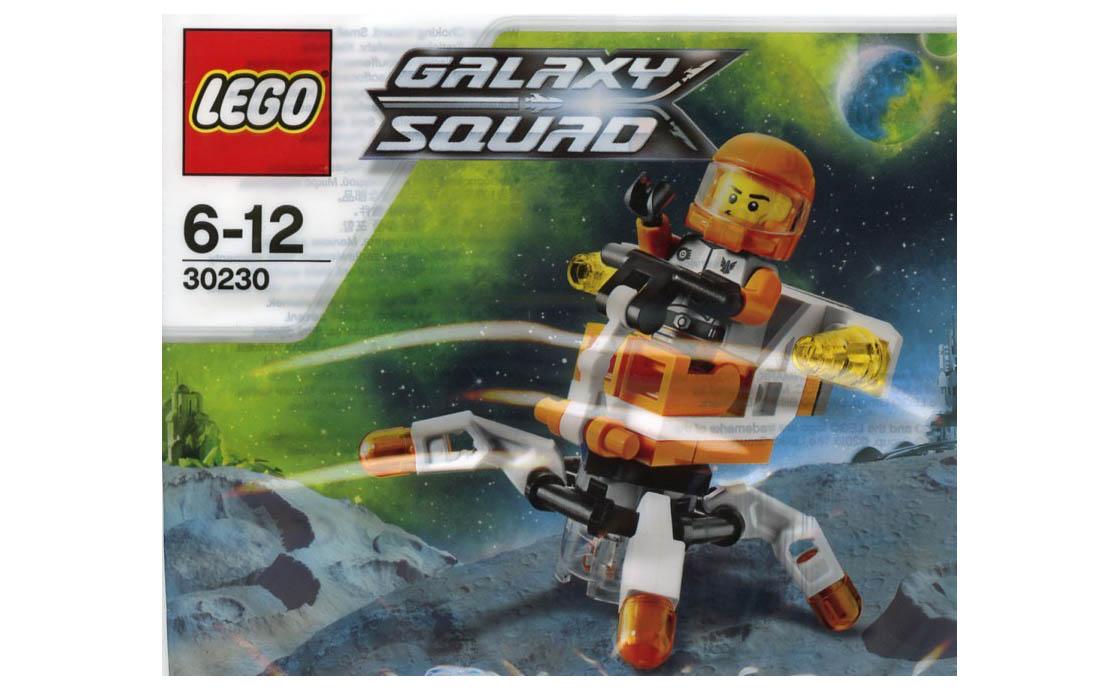 LEGO Galaxy Squad Мини-робот (30230)