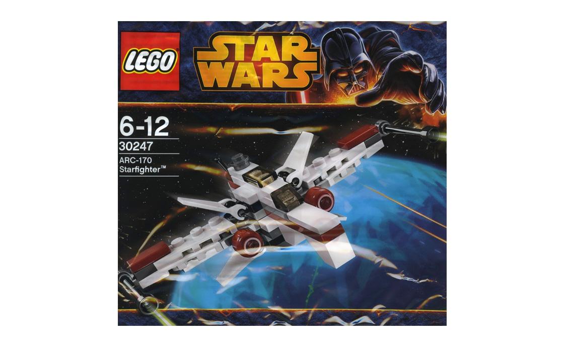 LEGO Star Wars ARC-170 Старфайтер (30247)