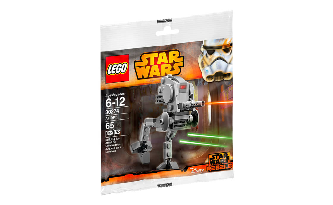 LEGO Star Wars AT-DP (30274)