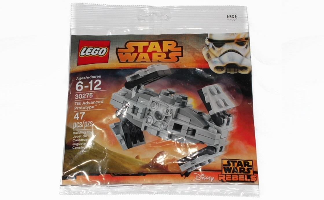 LEGO Star Wars TIE Advanced Prototype (30275)