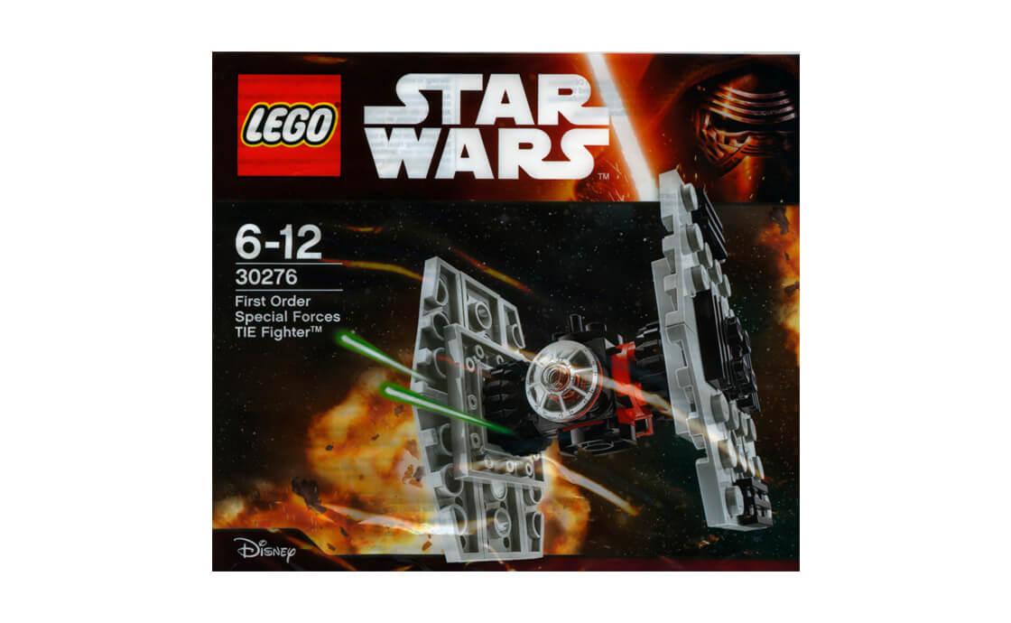 LEGO Star Wars TIE Винищувач Першого Ордену (30276)
