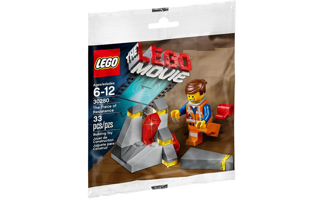 The LEGO Movie Часть сопротивления (30280)