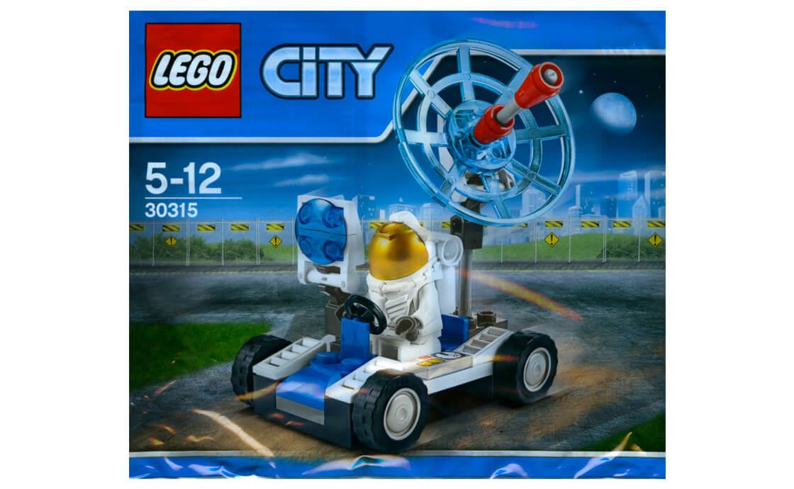 LEGO City Космічний позашляховик (30315)