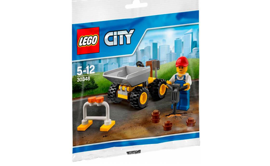 LEGO City Міні-самоскид (30348)