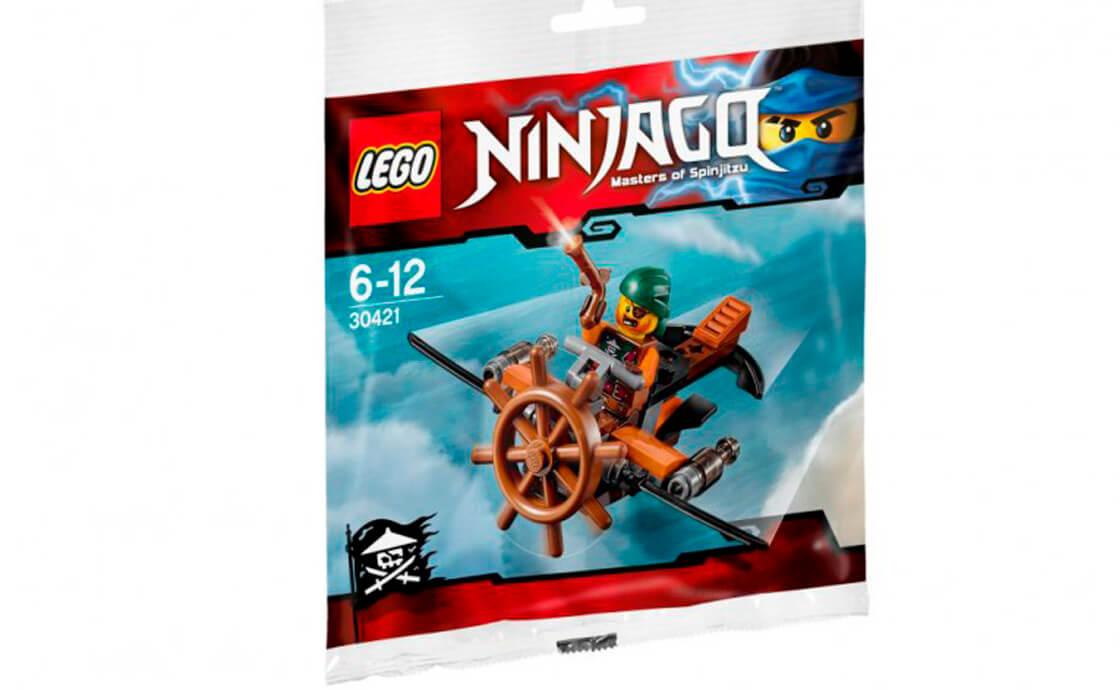 LEGO NINJAGO Skybound Plane (30421)