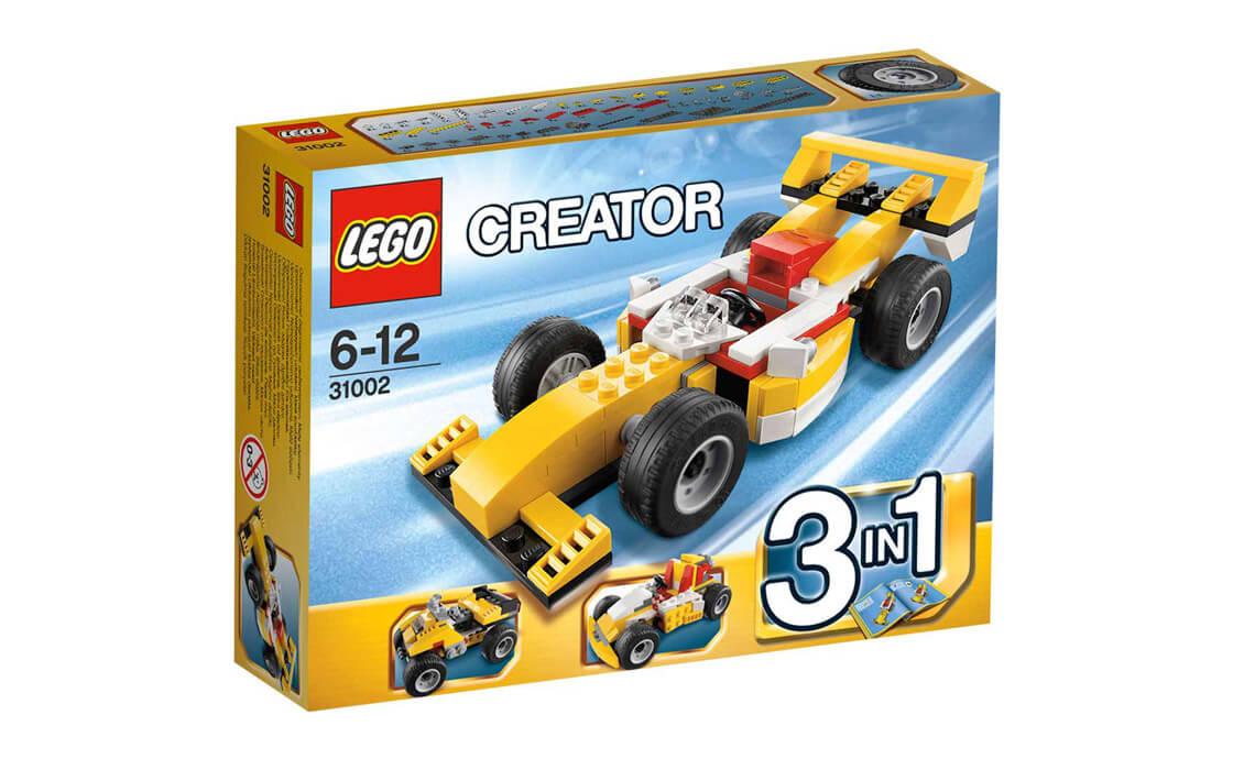 "LEGO Creator Суперболид ""3 в 1"" (31002)"