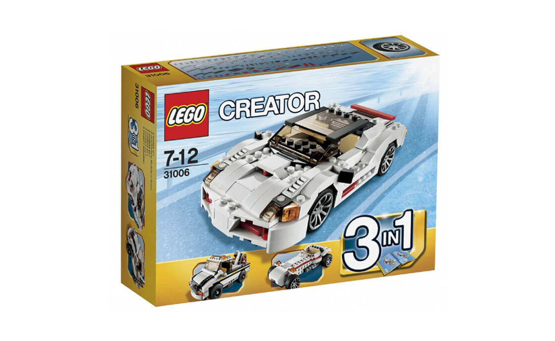 """LEGO Creator Спидстеры """"3 в 1"""" (31006)"""