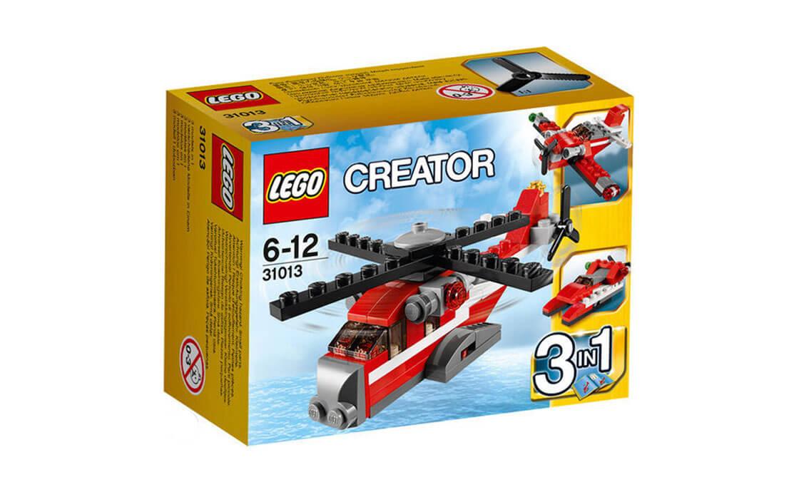 LEGO Creator Красный Гром (31013)