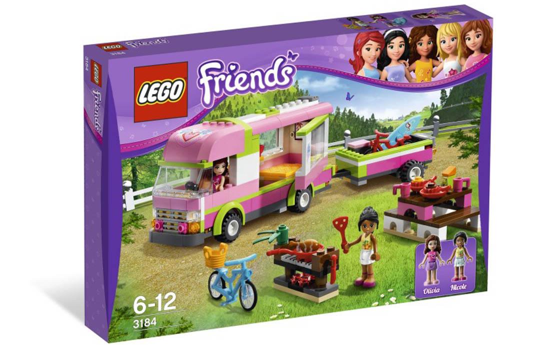 LEGO Friends Поход за город (3184)