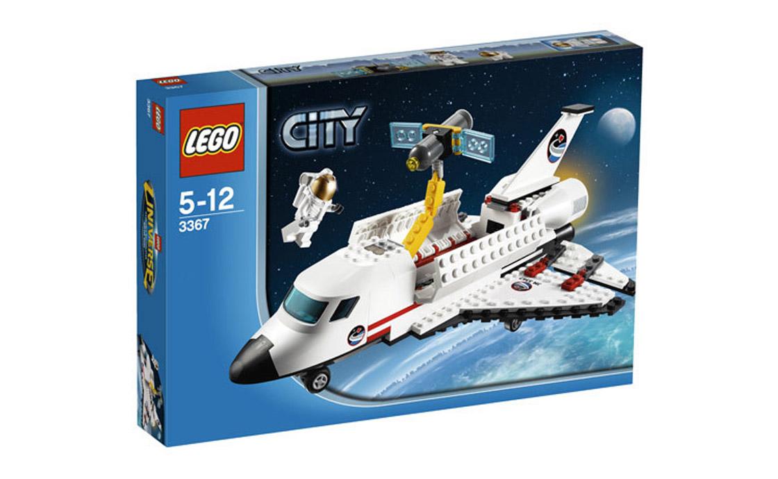 LEGO City Космический корабль Шаттл (3367)