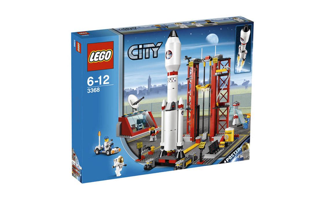 LEGO City Космодром (3368)