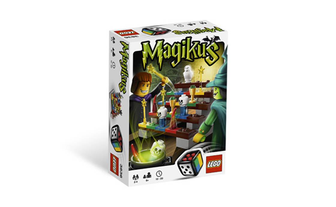LEGO Games Магия (3836)
