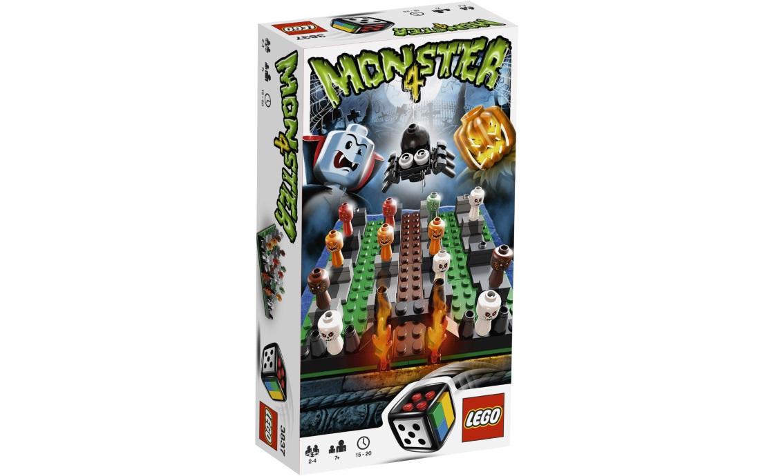 LEGO Games Монстр (3837)