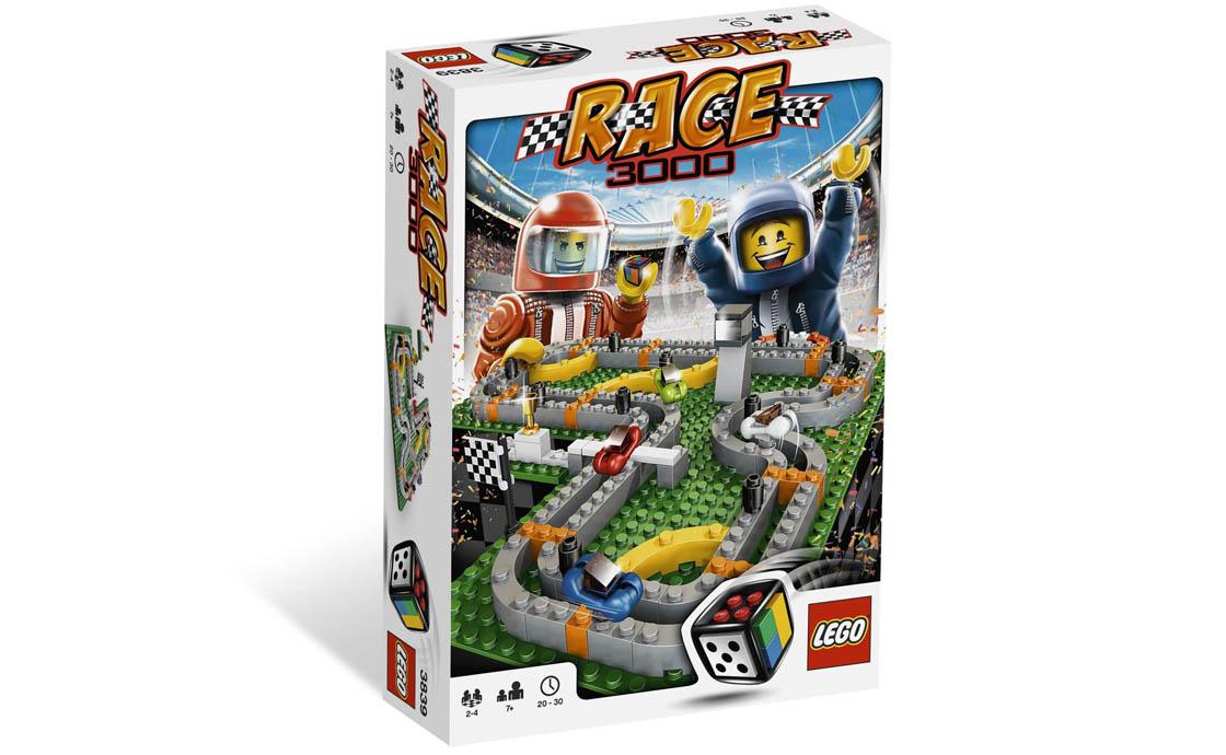 LEGO Games Гонки 3000 (3839)