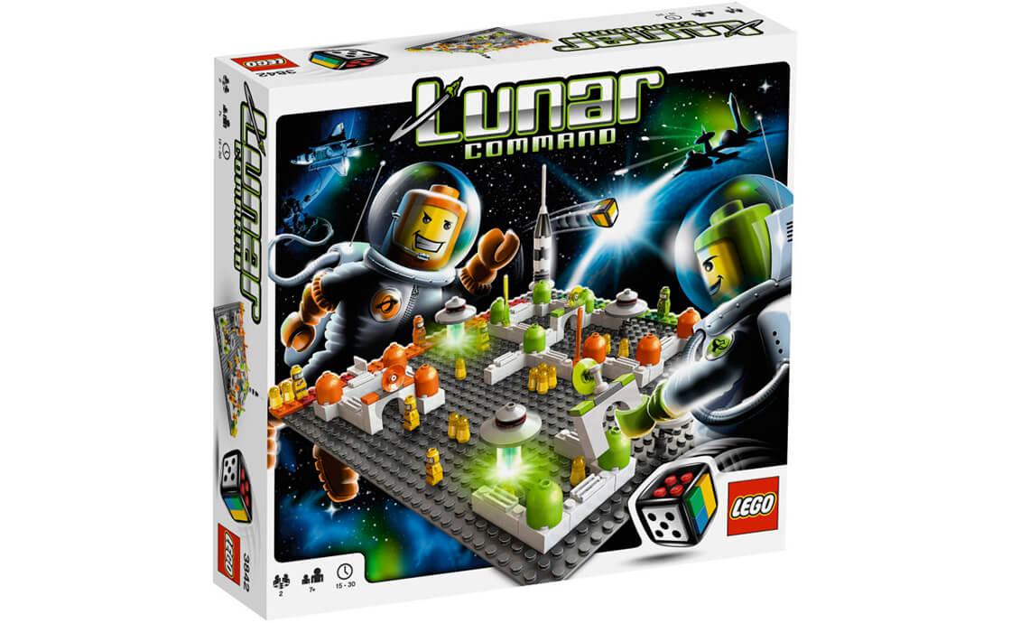 LEGO Games LEGO Games Місячна команда (3842-1)