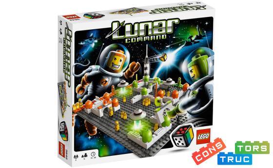 LEGO Games Лунная команда (3842)