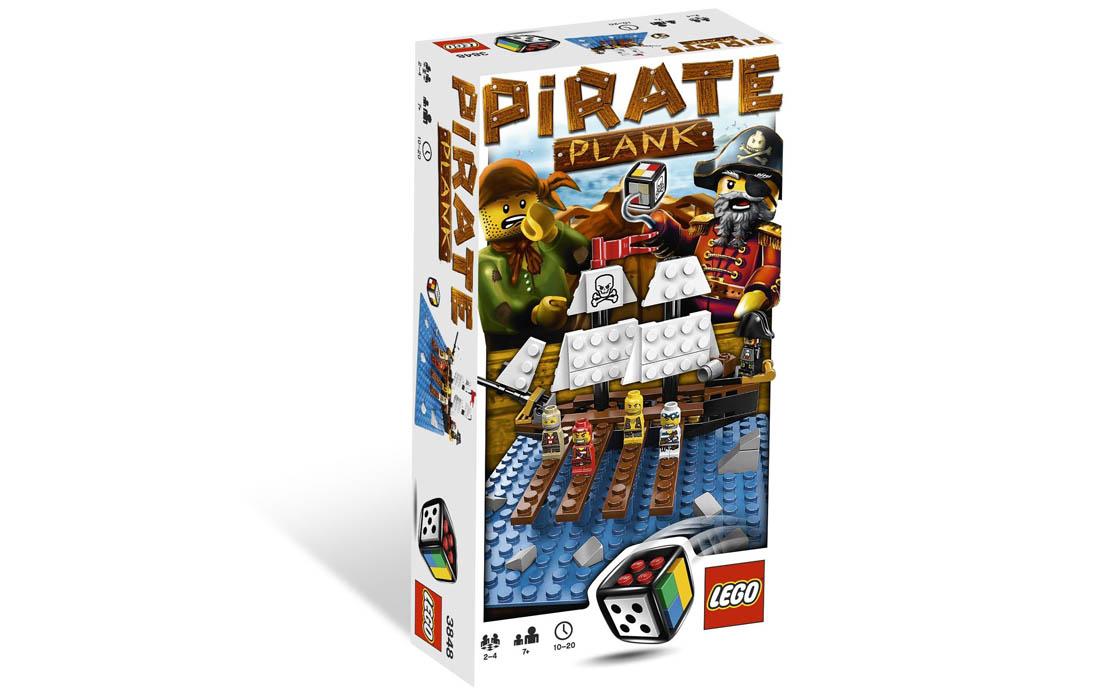 LEGO Games Пиратская доска (3848)