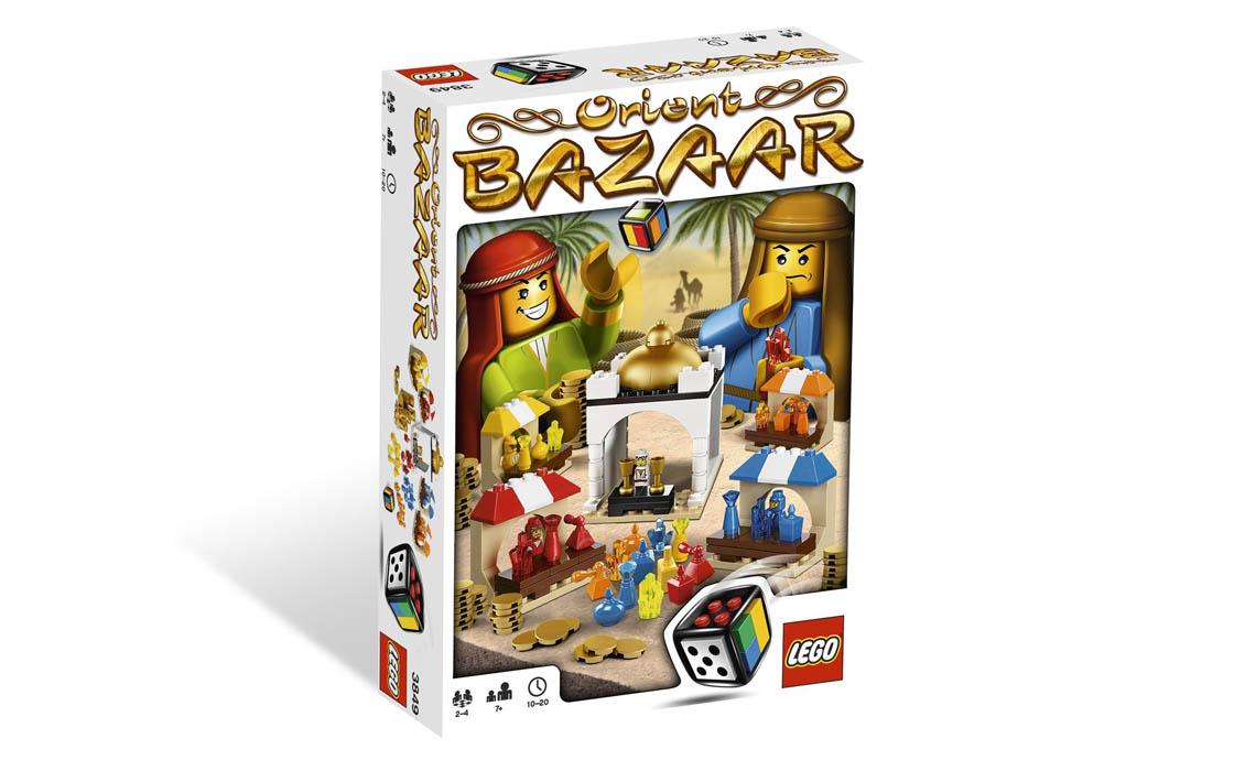 LEGO Games Восточный базар (3849)