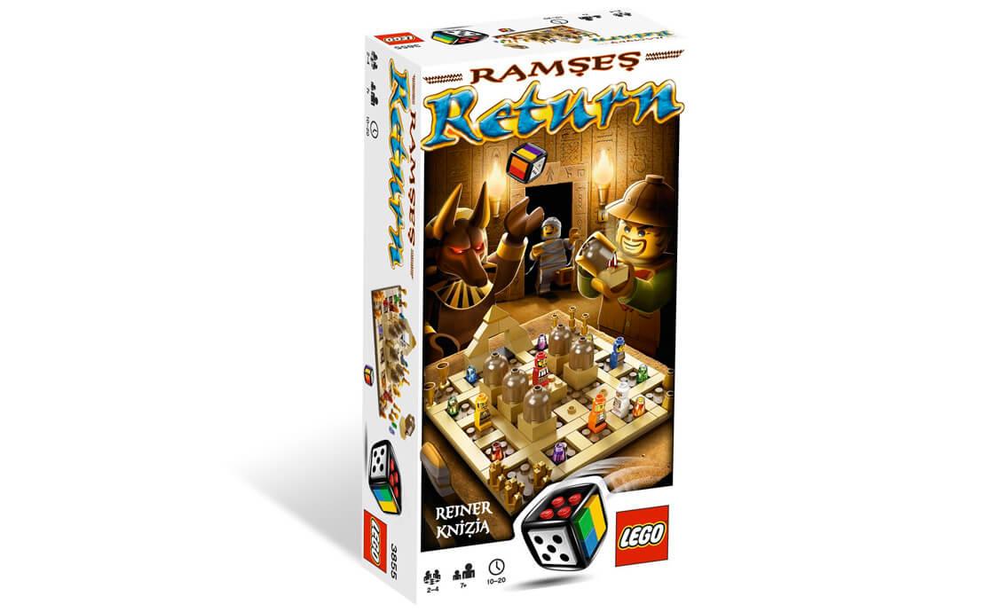 LEGO Games Возвращение Рамзеса (3855)