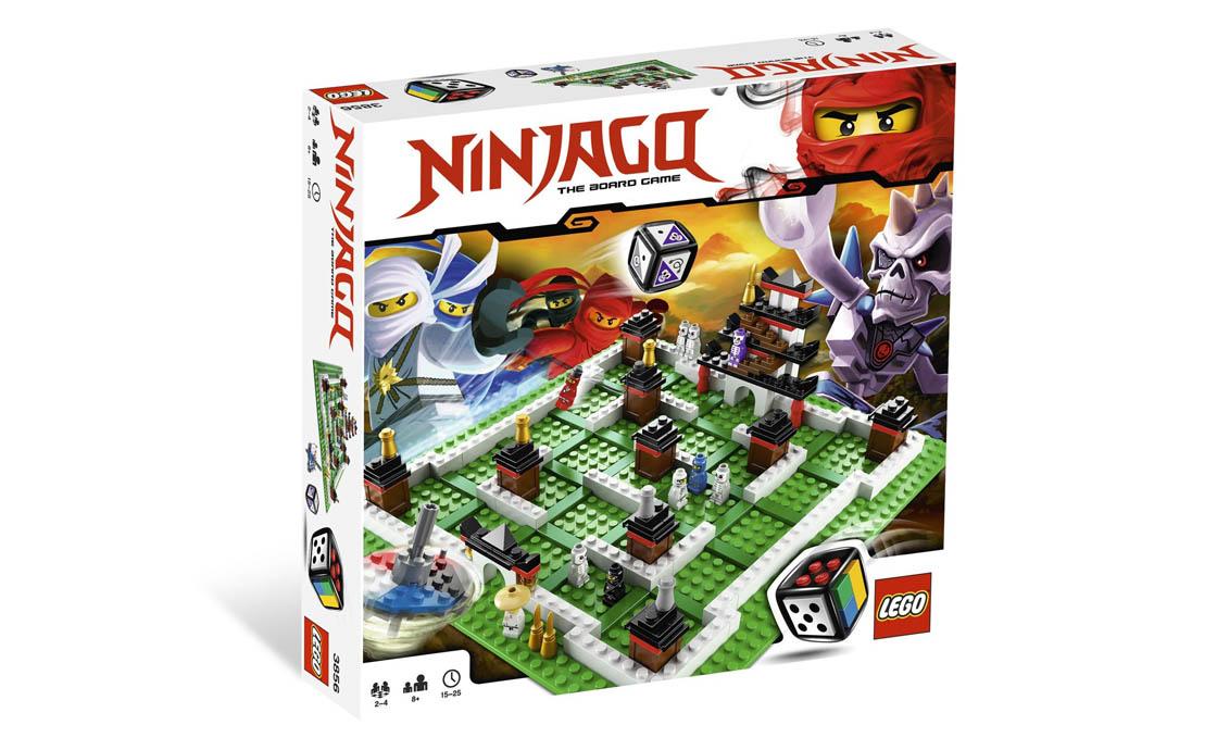 LEGO Games Ниндзяго (3856)