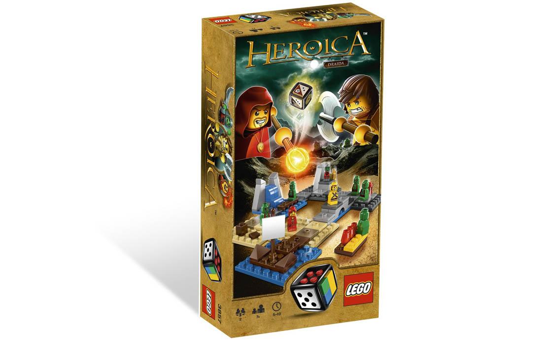 LEGO Games Героика Залив Драйда (3857)