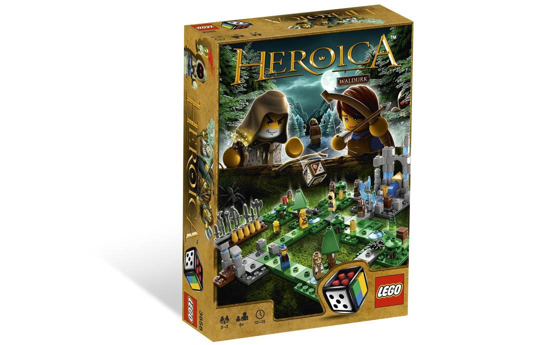 LEGO Games Героика Лес Волдарк (3858)