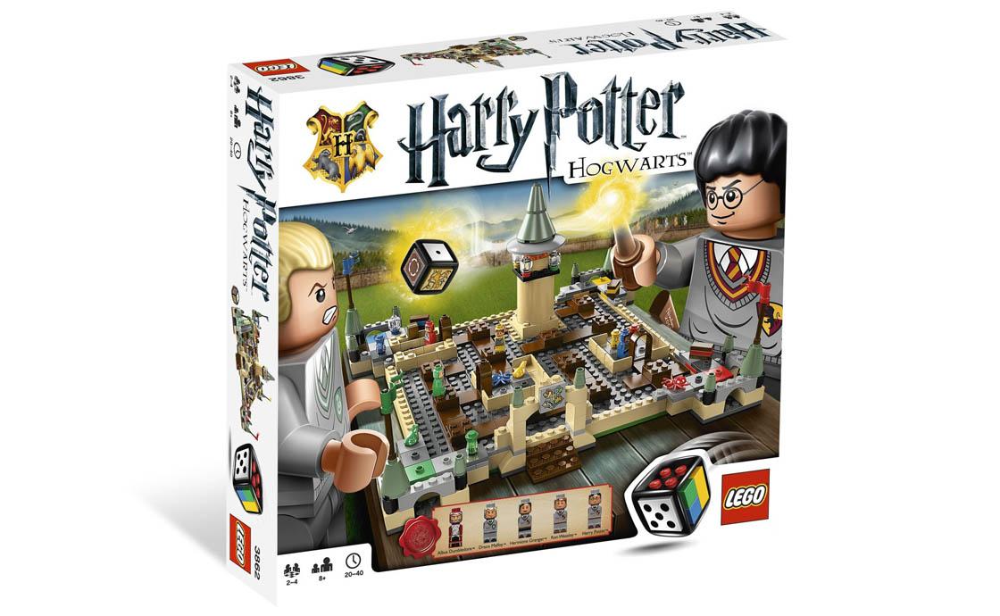 LEGO Games Настольные игры Хогвартс (3862)