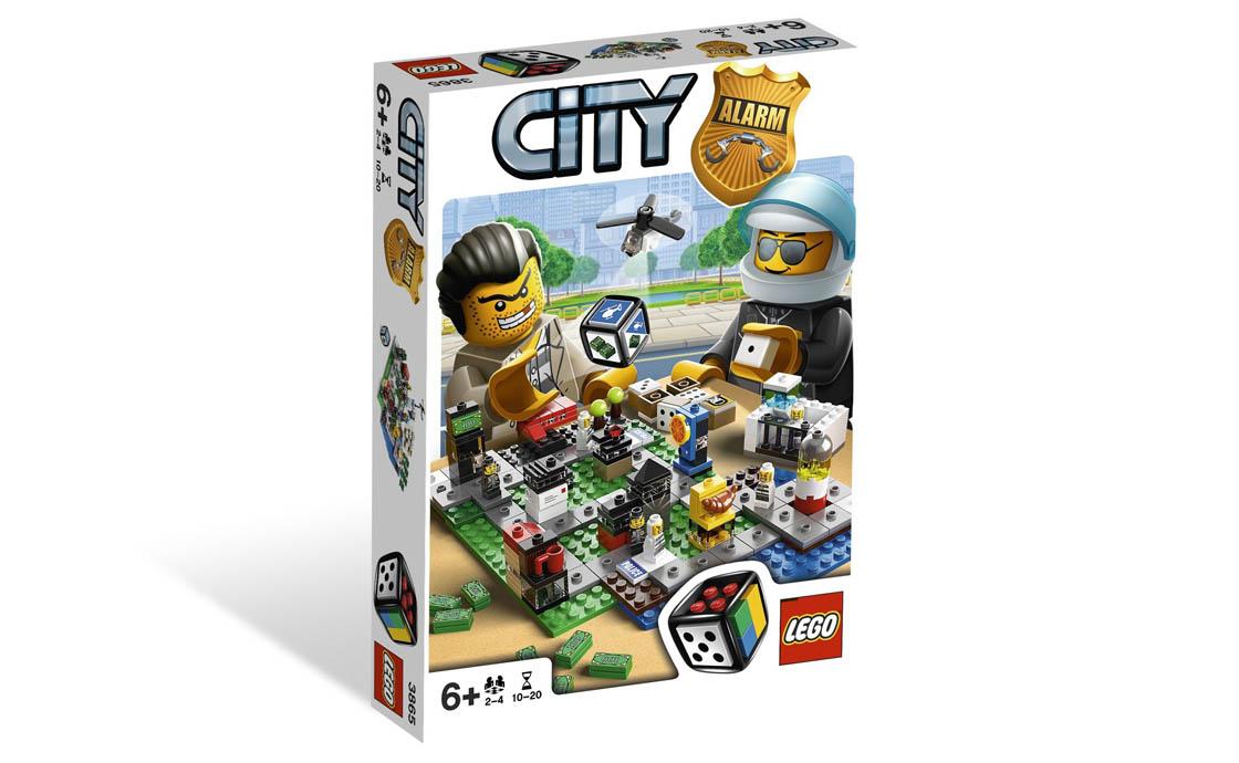 LEGO Games Переполох в Lego City (3865)