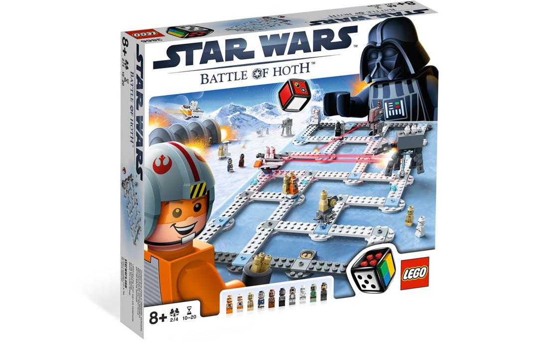 LEGO Games Битва за Хотх (3866)