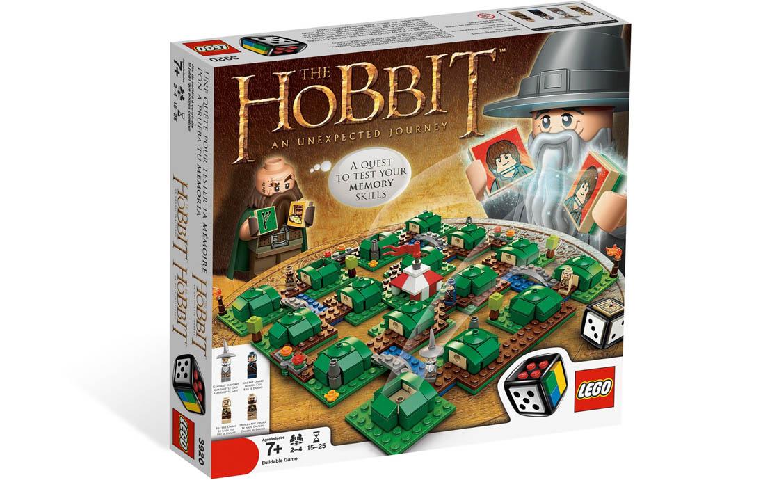 LEGO Games Хоббит - неожиданное путешествие (3920)